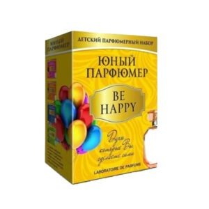"Набор ""Юный Парфюмер. Be Happy"", Master IQ"