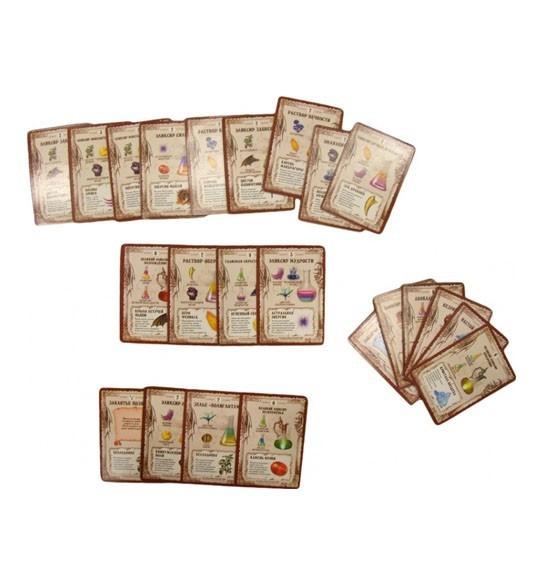 Настольная игра Зельеварение. Практикум (3-е издание)