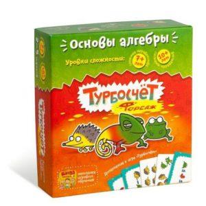 """Настольная игра """"Турбосчет Форсаж"""", Банда умников"""