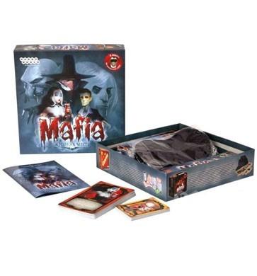 Настольная игра Мафия. Кровная месть