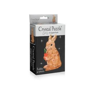 3D Головоломка Кролик