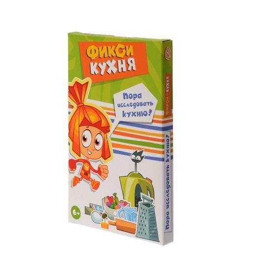 """Настольная игра """"Фикси Кухня"""""""