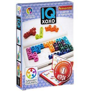 Логическая игра BONDIBON IQ-ХоХо