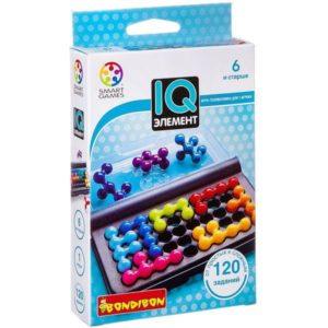 Логическая игра Bondibon IQ-Элемент