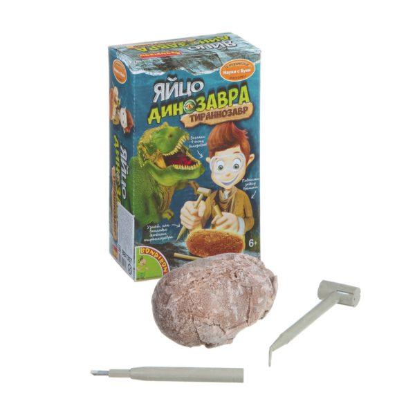 Яйцо динозавра (Французские опыты Науки с Буки) BONDIBON