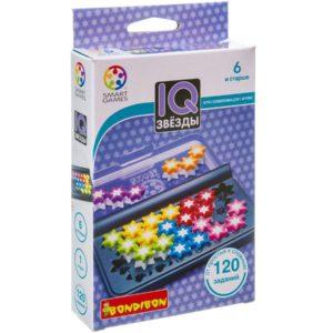 Логическая игра BONDIBON IQ-Звёзды