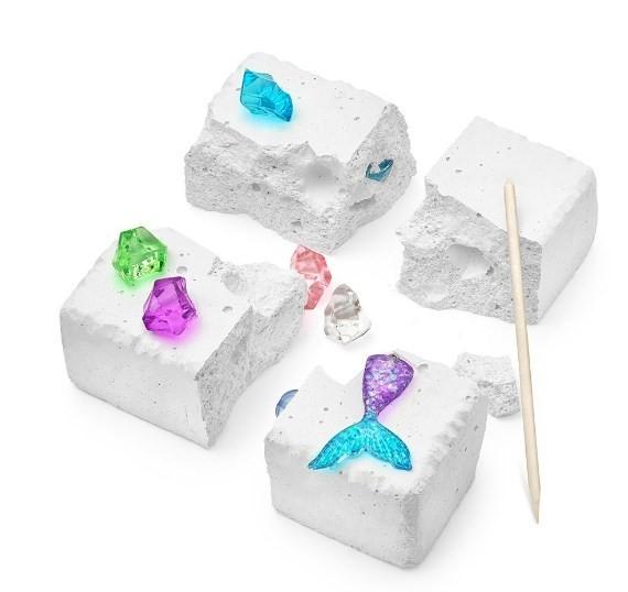 Набор для проведения раскопок «Сокровища русалок»