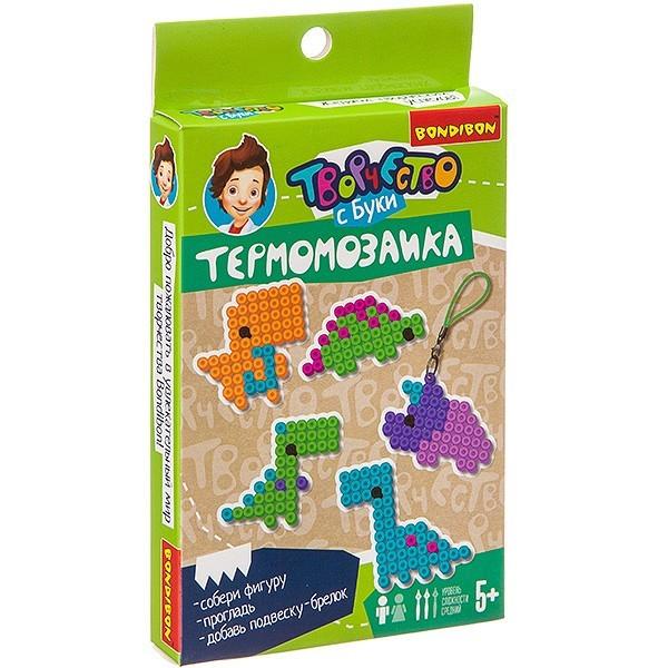 """Термомозаика 2D """"Динозавры"""" BONDIBON"""