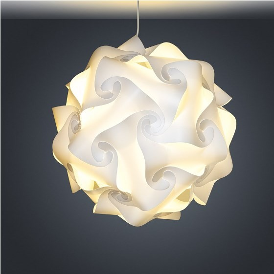 Набор по созданию волшебного абажура Magic Lamps