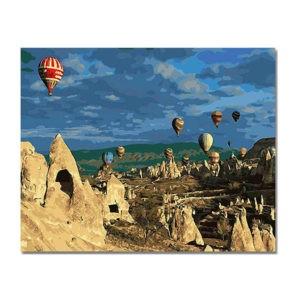 Картина по номерам «Фестиваль в Каппадокии» GX 23165