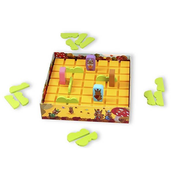 Настольная игра «Коридор» для малышей