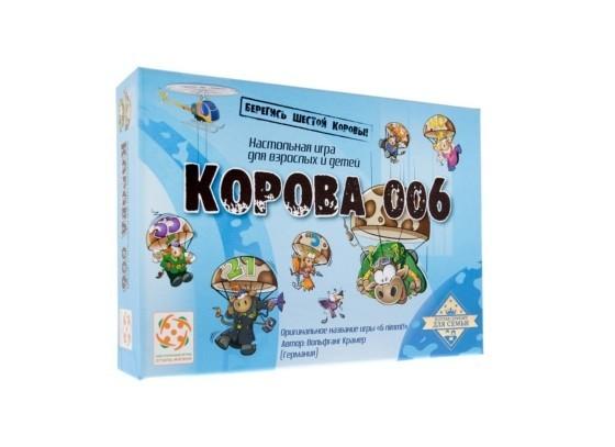 Игра настольная Корова 006