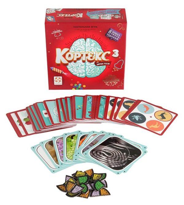 Настольная игра Кортекс 3. Битва умов