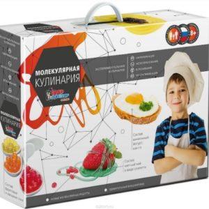 Набор для опытов Молекулярная кулинария