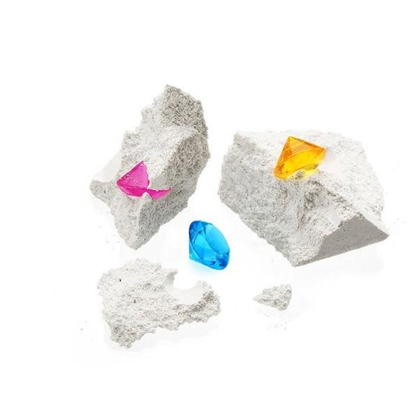 Набор для проведения раскопок «Найди сокровища» Фиолетовый