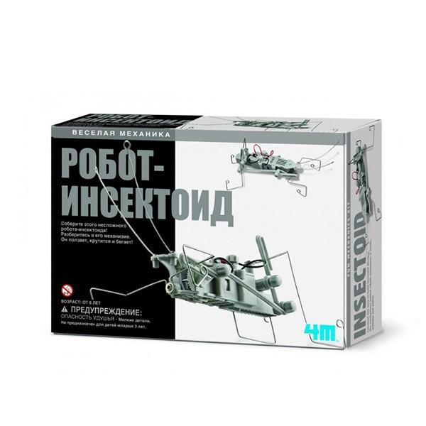 """Набор 4М """"Робот инсектоид"""""""