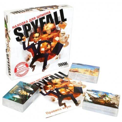 Настольная игра Находка для шпиона (SPYFALL)