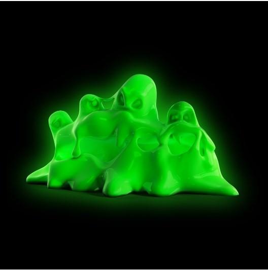 Светящийся лизун Цитрусовый