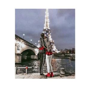 Картина по номерам «Свидание в Париже», GX 31459