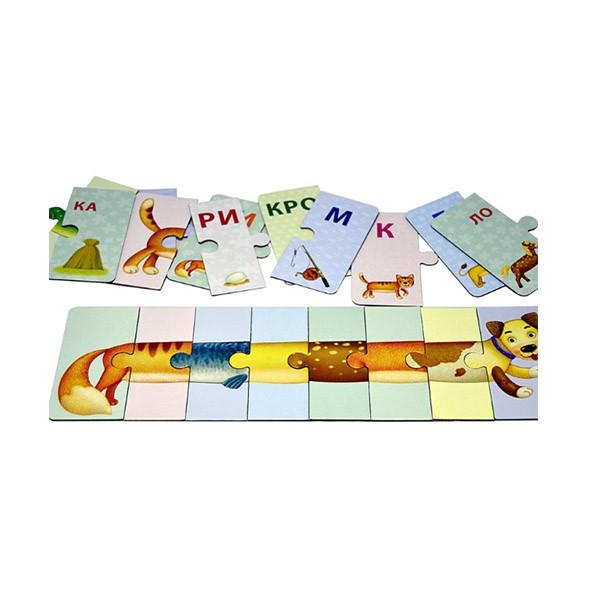 Асборн-карточки. Зоопутаница, Робинс