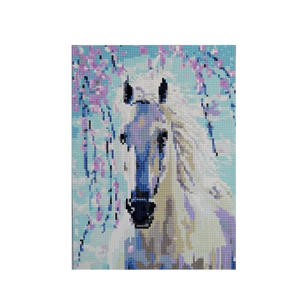 """Алмазная мозаика """"Лошадь"""", 30x40 см"""