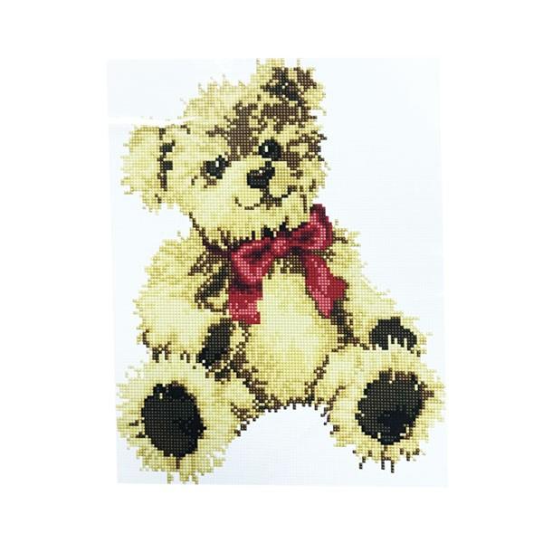 """Алмазная мозаика """"Teddy-bear"""", 30x40 см"""