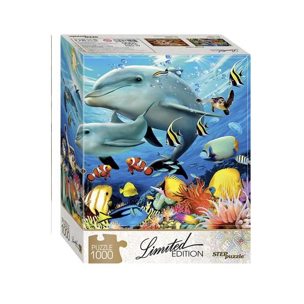 """Пазл """"Подводный мир"""", 1000 деталей"""