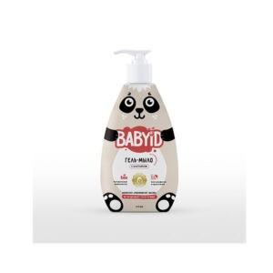 BABYiD Гель-мыло с пантенолом для детей с рождения на каждый день