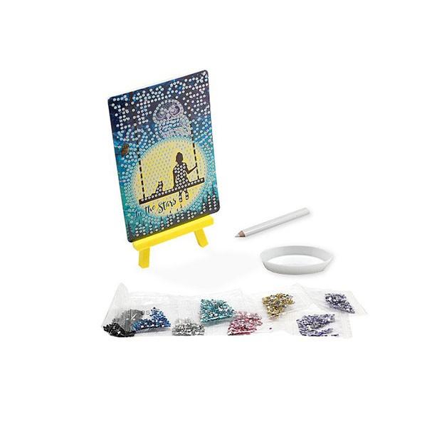"Алмазная  мозаика ""Cказка Звезд"",Origami"