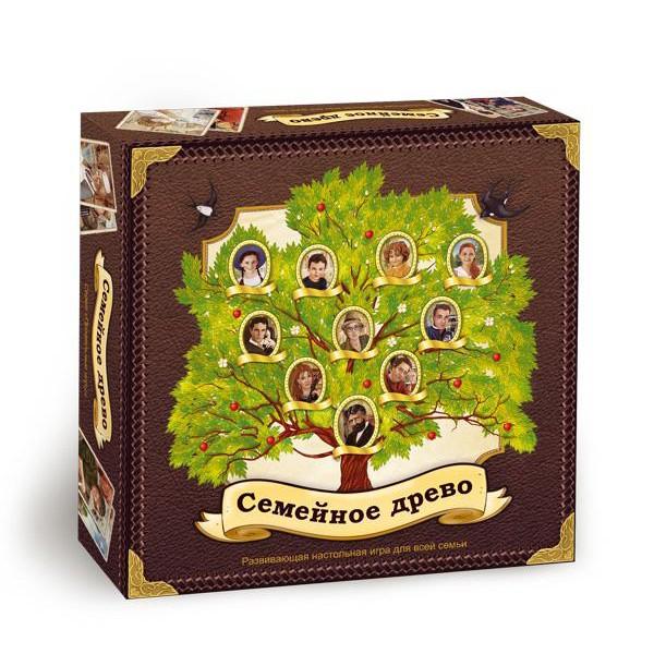 """Настольная игра """"Семейное древо"""", Mosaicum"""