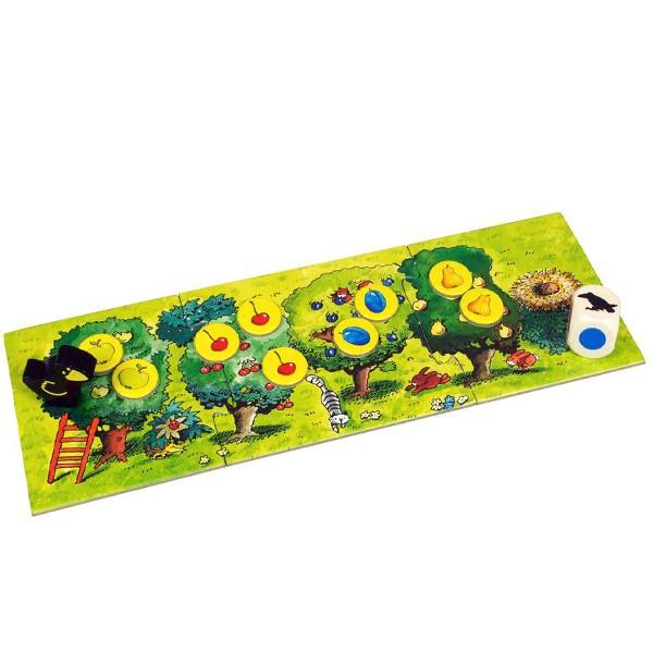 """Настольная игра """"Каркуша. Маленький сад"""", Hobby World"""