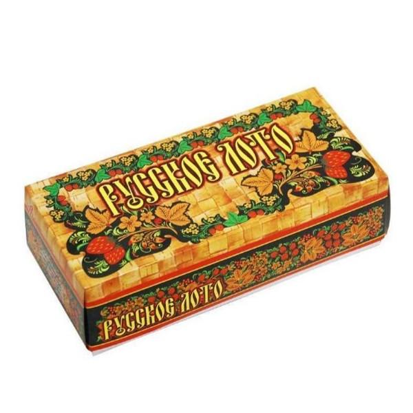 """Настольная игра """"Русское лото"""" (в картонной коробке), Ладья"""