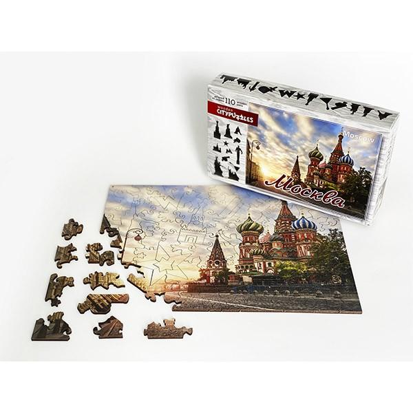 """Пазл """"Москва"""", 110 элементов (Citypuzzles)"""
