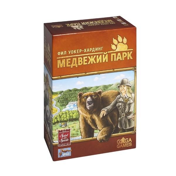 """Настольная игра """"Медвежий Парк"""", GaGa Games"""