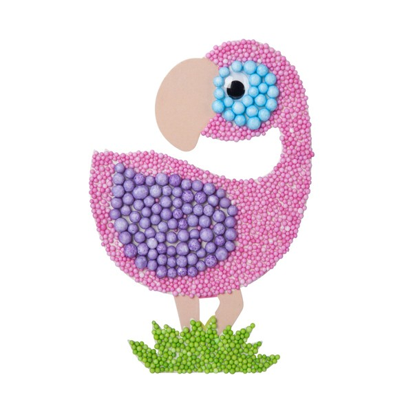 "Набор для творчества ""Мозаика из шариков. Фламинго"", Bondibon"