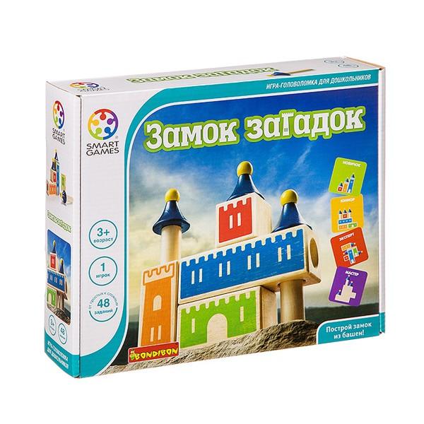 "Настольная игра ""Замок загадок"", Bondibon SmartGames"