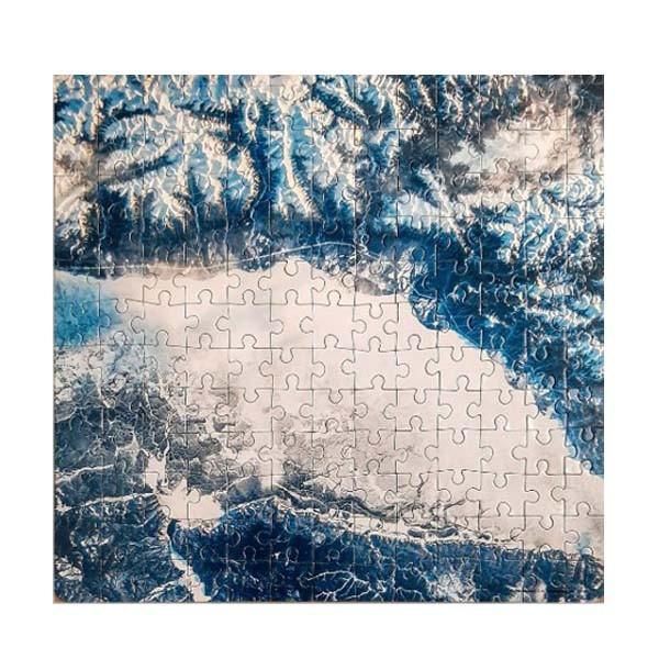 """Пазл """"Удивительная Земля. Озеро Байкал"""" 04577 (169 элементов), Origami"""