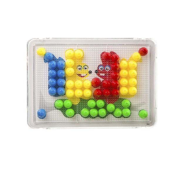 Мозаика для малышей Bondibon 100 фишек