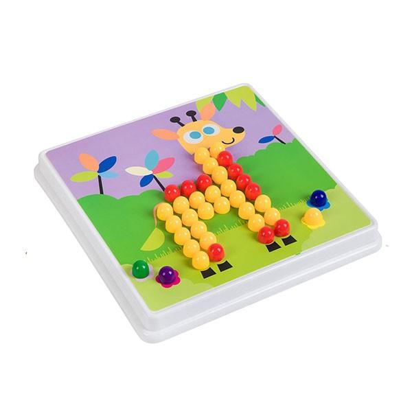 Мозаика для малышей Bondibon 160 фишек