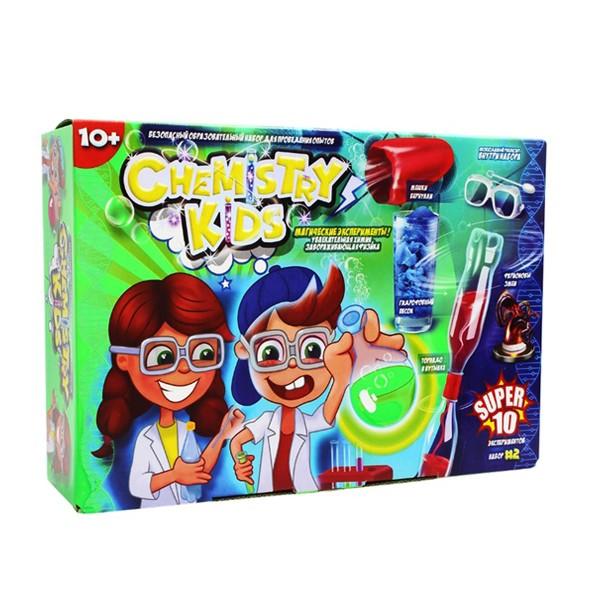 """Набор для опытов """"Chemistry Kids. Магические эксперименты. Набор 2"""", Danko Toys"""