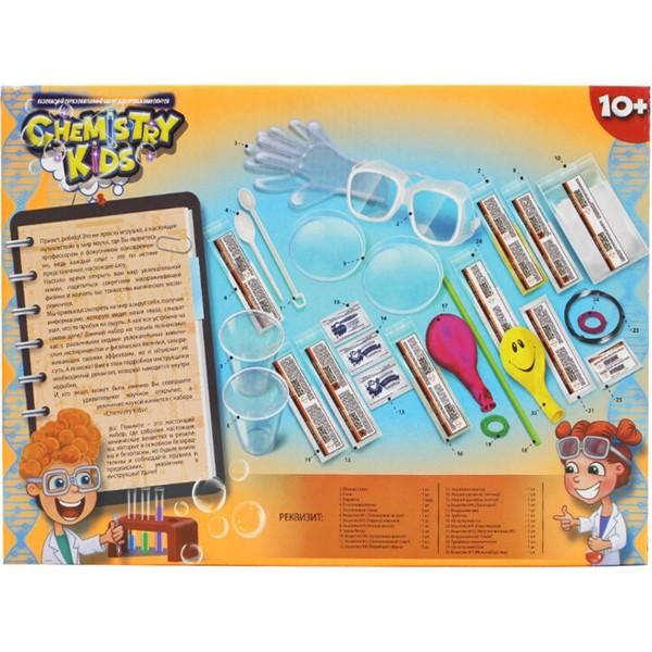 """Набор для опытов """"Chemistry Kids. Магические эксперименты. Набор 3"""", Danko Toys"""