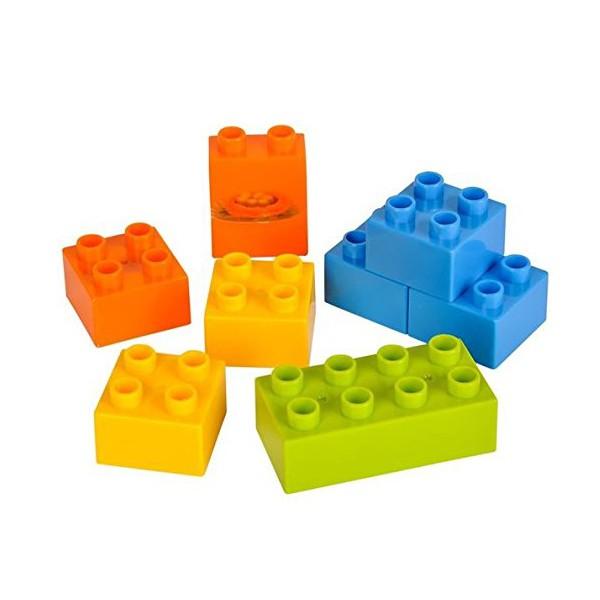 """Конструктор """"Животные Африки"""" (Zoo Blocks) 13 элементов, Oasis Supply"""