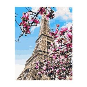 """Картина по номерам """"Весна В Париже"""", GX 32320"""