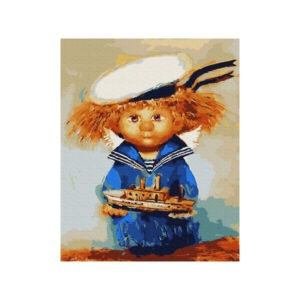 Картина по номерам «Морячок», GX33264