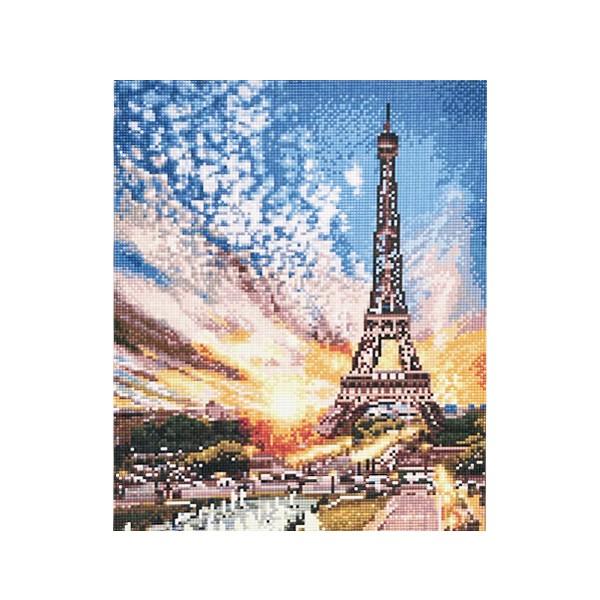 """Алмазная мозаика """"Париж"""", СК2805"""