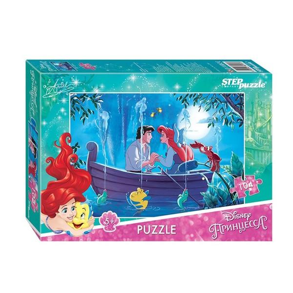 "Пазл 104 деталей ""Русалочка - 2"" (Disney), Step Puzzle"
